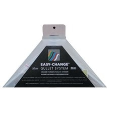 EASY-CHANGE Gullet System Individual Gullet