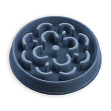 Slow Chow™ Medallion Slow Feed Pet Bowl
