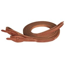 Weaver ProTack® Quick Change Split Reins With Leather Tab Bit Ends