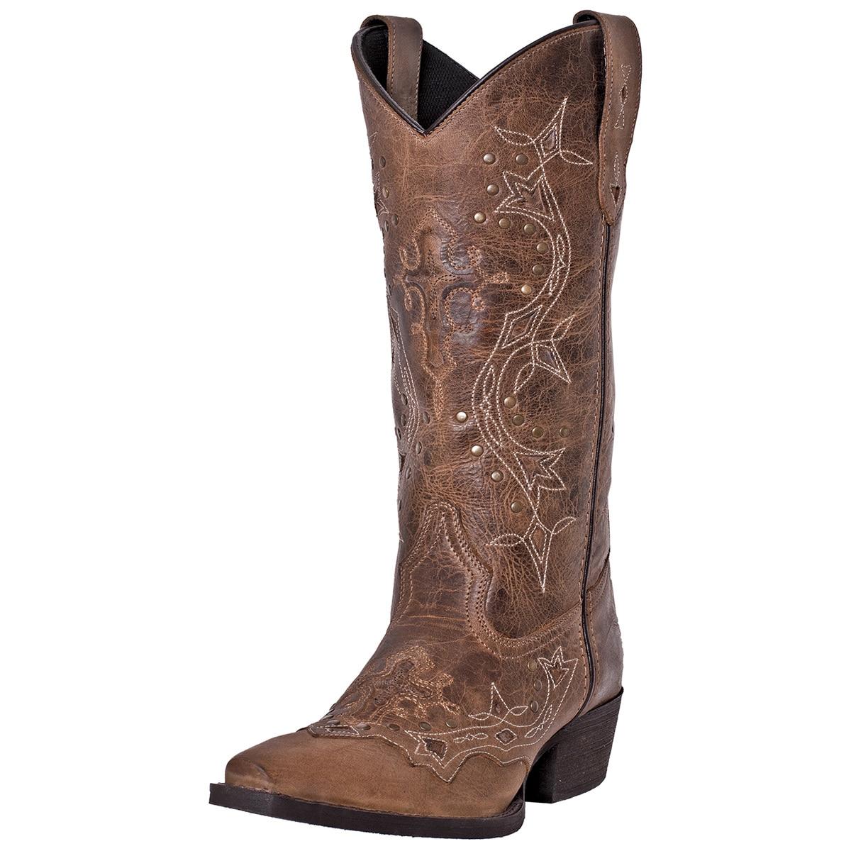 3e1ead47141 Laredo Women's Cross Point Boots
