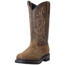 Laredo Men's Hammer Steel Toe Boots - Waterproof