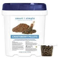Smart & Simple™ Chasteberry Pellets
