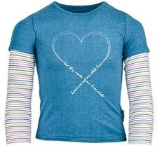 Horseware Girls Double Sleeve Shirt