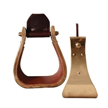 Cashel Monel Stirrups