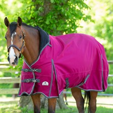 SmartPak Ultimate EasyMotion High Neck Turnout Sheet
