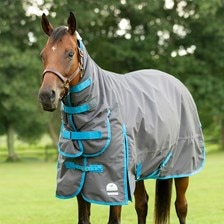 SmartPak Classic Combo Neck Turnout Blanket - Clearance!