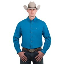 Noble Outfitters™Men's Generation Fit Solid Long Sleeve Shirt