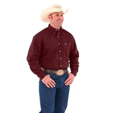 Noble Outfitters™Men's Generation Fit Solid Long Sleeve Shirt - Clearance!