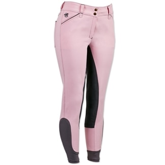 Piper Breeches by SmartPak- Breast Cancer Awareness Full Seat