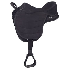 Tough 1® Eclipse Treeless Endurance Saddle with Western Rigging - Test Ride Clearance!