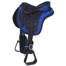 "Tough 1® Eclipse 12"" Treeless Endurance Saddle"