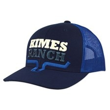 Kimes Ranch 2 Faced Trucker Hat