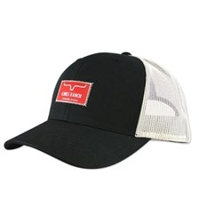 Kimes Ranch KR Branded Trucker Hat
