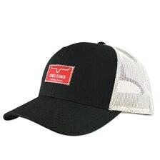 Kimes Ranch KR Branded Trucker Hat