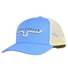 Kimes Ranch Navajo Horns Trucker Hat