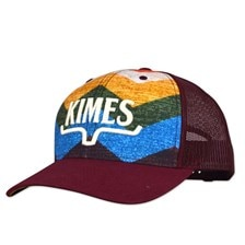 Kimes Ranch Hand Woven Trucker Hat