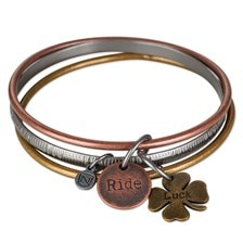 Noble Outfitters Charmed Bangles