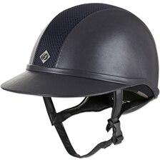 Charles Owen SP8 Leather Look Helmet