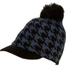 Kerrits Houndstooth Knit Hat