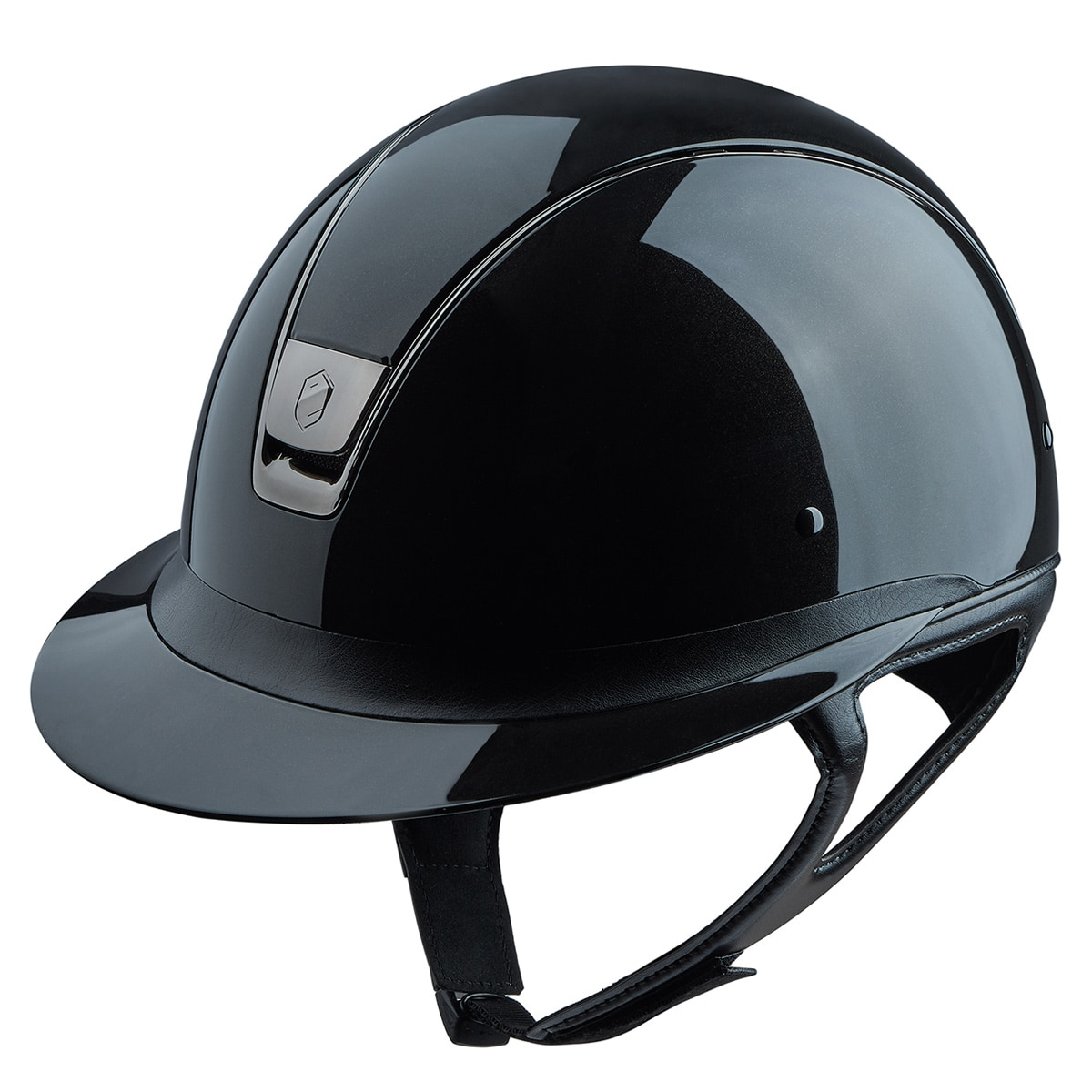 Samshield Miss Shield Shadow Glossy Helmet