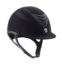 One K Defender Air Suede Helmet