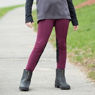 Kerrits Girls Fleece Lite Riding Tight