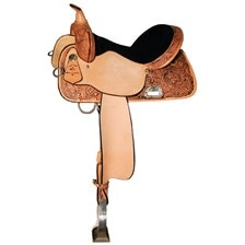 High Horse Mansfield Barrel Saddle - Test Ride Clearance!