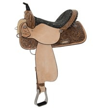 Jewel Barrel Saddle by High Horse