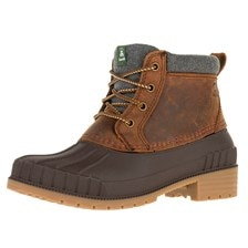 Kamik Evelyn4 Lace Short Waterproof Boot