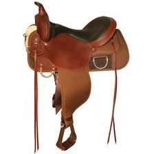 Lockhart Cordura Trail Saddle by High Horse