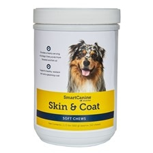 SmartCanine™ Skin & Coat Soft Chews