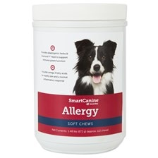 SmartCanine™ Allergy Soft Chews