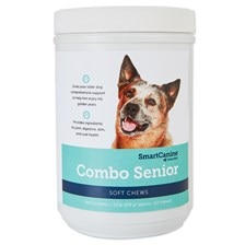 SmartCanine™ Combo Senior Soft Chews