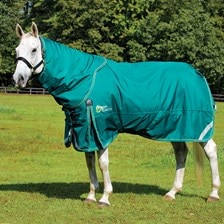 Shires StormCheeta De-Attachable Neck Turnout Blanket