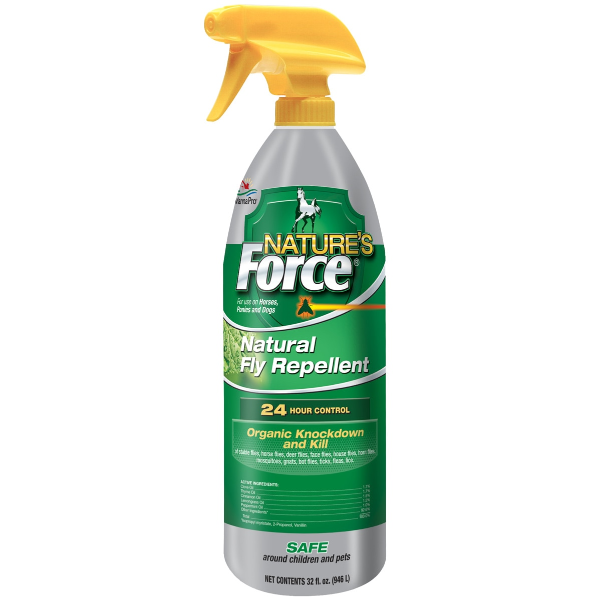 Nature's Force® Natural Fly Repellent