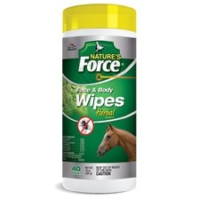 Nature's Force® Face & Body Wipes