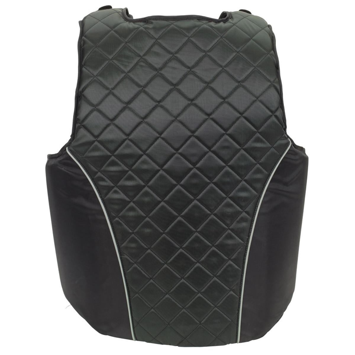 Champion Youth Titanium TI22 Black Cutting Edge Body Protector Vest