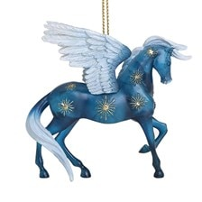 Trail of Painted Ponies Night Flight Ornament