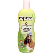 Espree® Tea Tree & Aloe Medicated Dog Shampoo