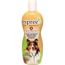 Espree® Aloe Oatbath Medicated Dog Shampoo