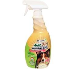Espree® Aloe-Oat Waterless Dog Bath