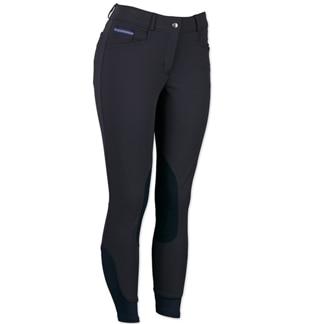 Hadley Ribbon Trim Knee Patch Breeches by SmartPak