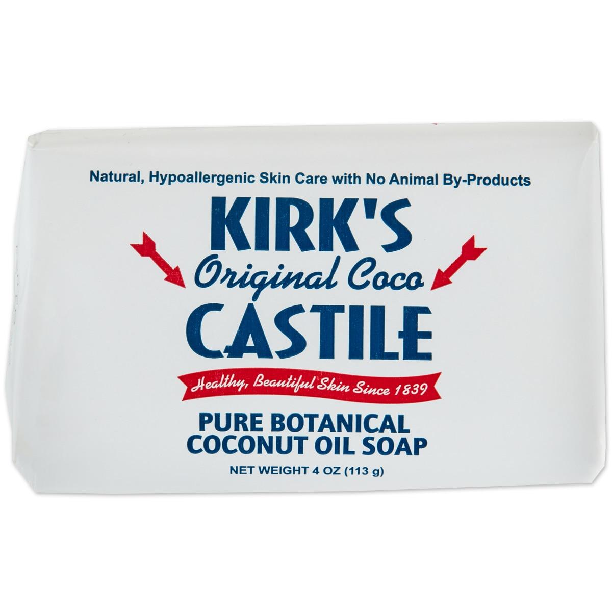 Kirks Coco Castile Bar Soap
