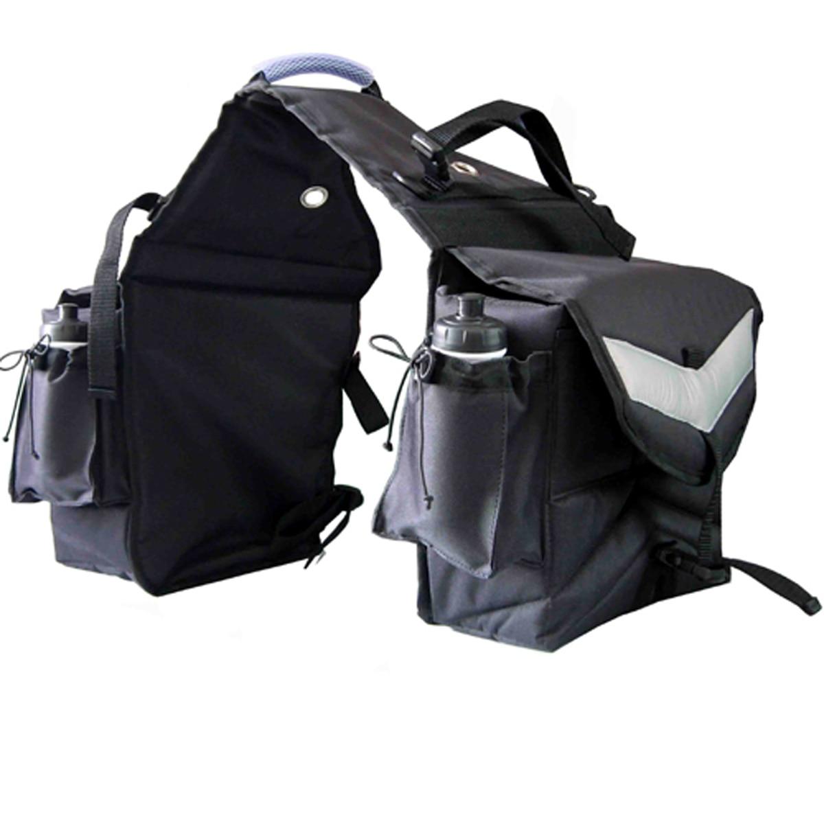 Shenandoah Insulated Saddle Bag with Bottle Holders