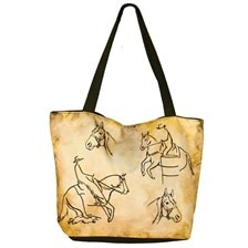 WOW Canvas Tote Bag