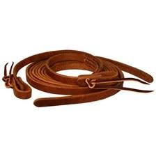 Perri's 8' Western Tie End Leather Reins