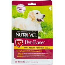 Nutri-Vet® Grain Free Pet-Ease Soft Biscuits for Dogs