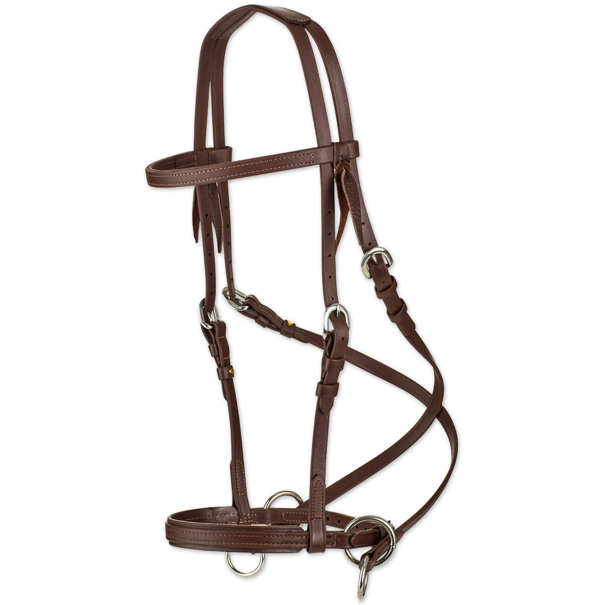 Dr. Cook's Beta Western Bitless Bridle