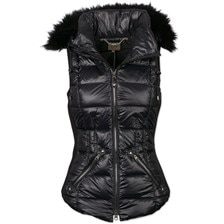Goode Rider Glam Down Vest