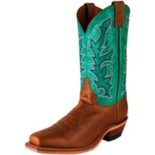 SMARTPAK EXCLUSIVE - Justin Women's Bent Rail - Verde